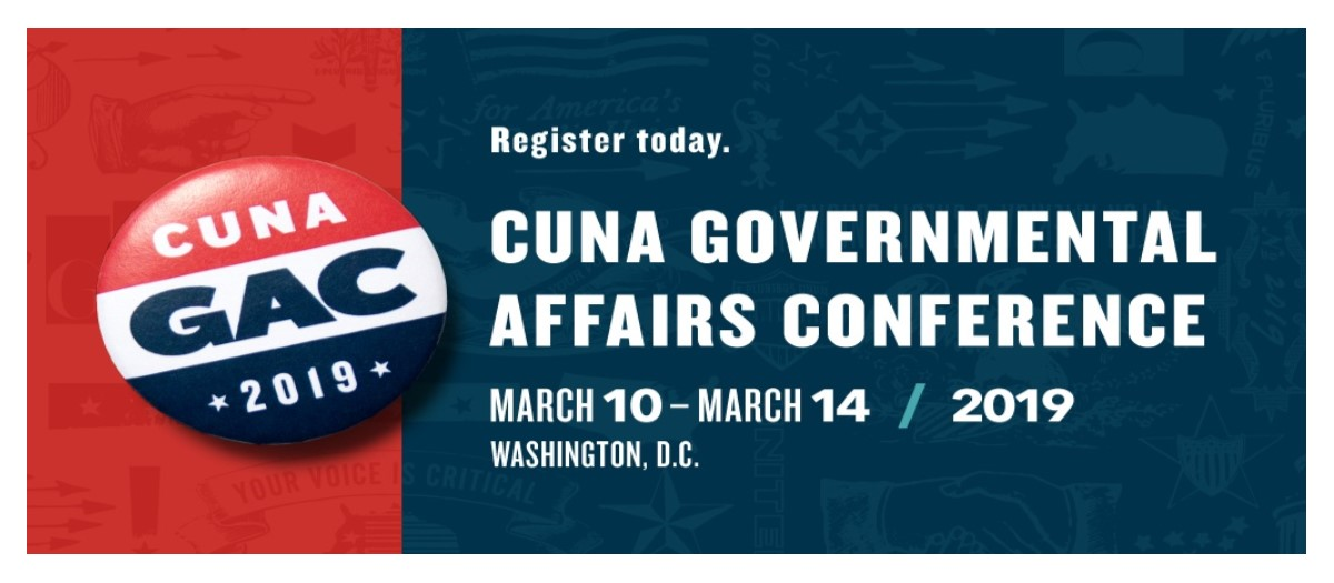 CUNA GAC 2019 - Register today!