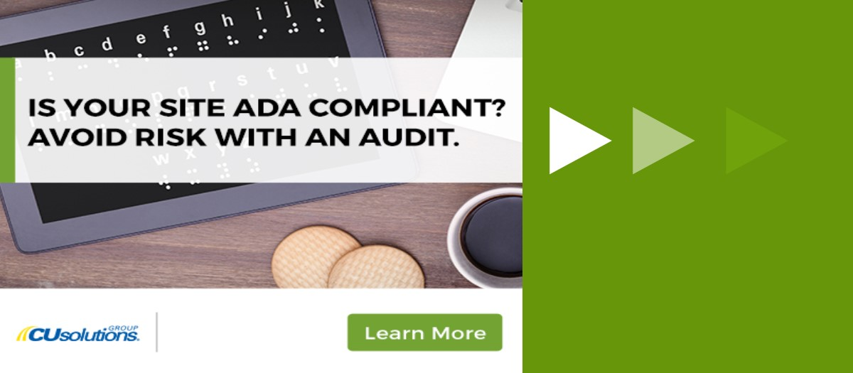 Is your site ADA compliant? Avoid risk with an audit.